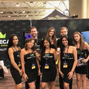 Redecan trade show experimental marketing canada