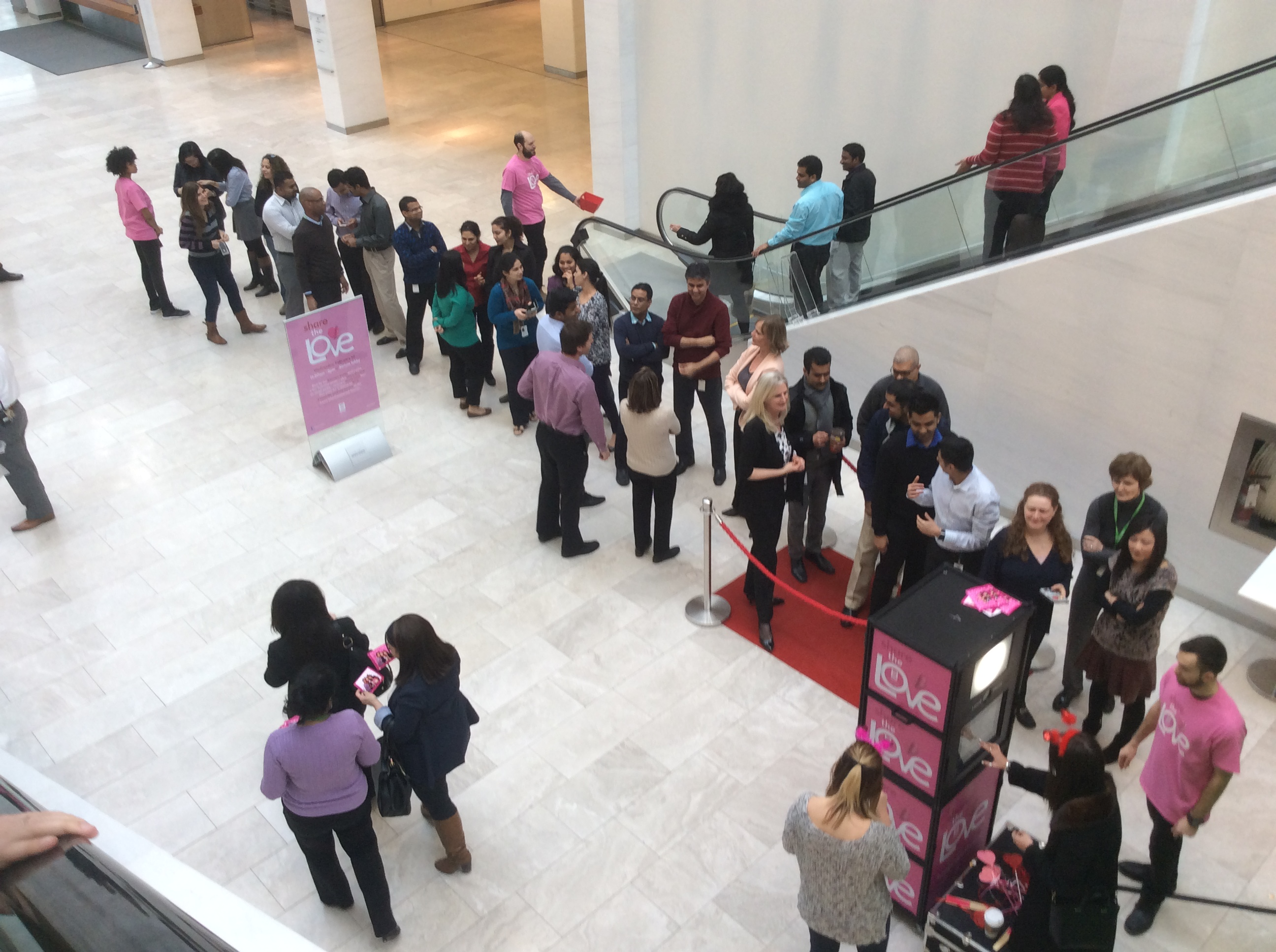 Mall School & Tradeshow Activations