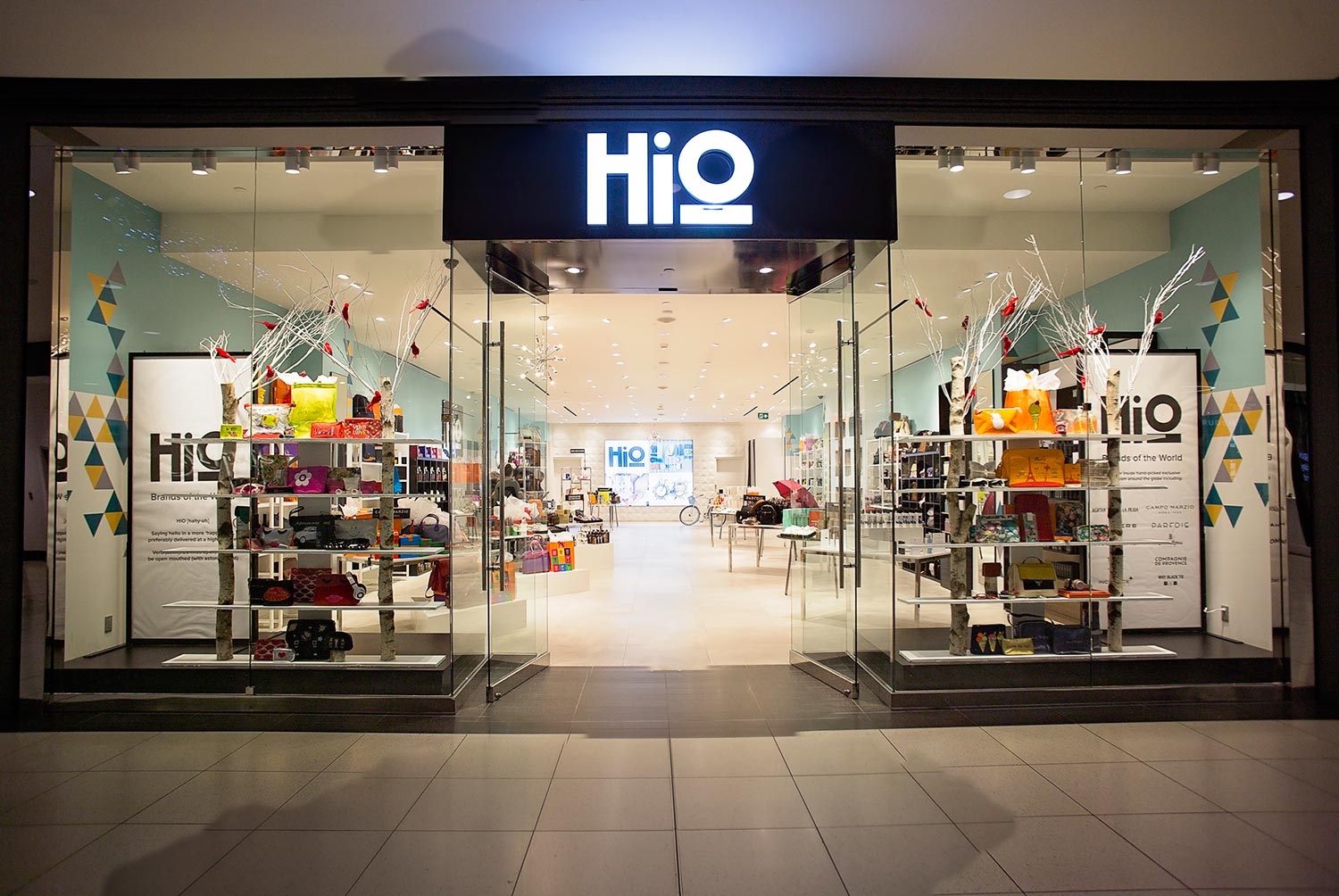 HiO Eaton Centre - Pop Up Shops